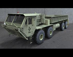 M 977 HEMTT Poser 3D rigged
