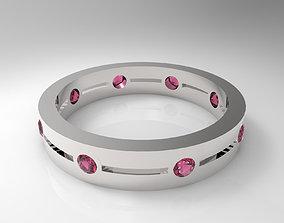 3D printable model Ring for Rosa