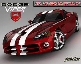 3D model Dodge Viper srt10 std mat