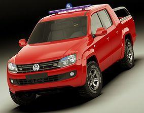VW Amarok SaR 3D