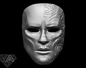 Relief Opera mask 3D printable model