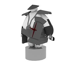 BayMaxWar 3D model