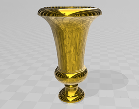 Classical urn vase 3D print model