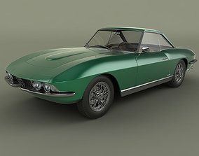 Alfa Romeo 2600 Coupe Speciale 3D model