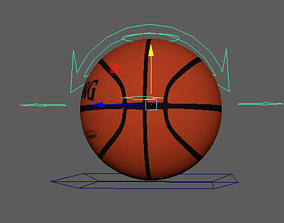 3D Basketball Free Rig