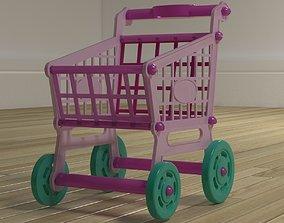 3D print model Shopping Cart for Kids