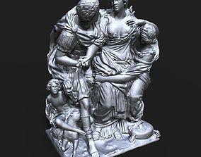 Arria and Paetus 3D printable model