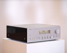 Technics amplifier 3D model