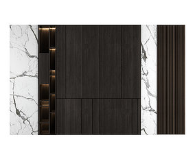 Modern Wall Panel Vol 03 3D asset