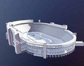 Bristol Motor Speedway Arena 3D model