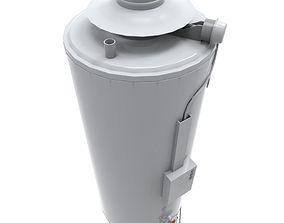 Water Heater 3D asset