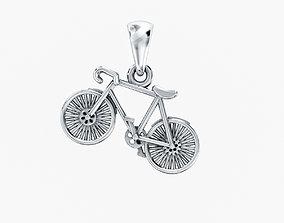 3D printable model Pendant Bicycle V1