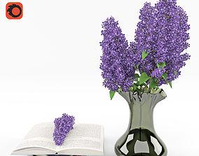 Lilac 1 3D model