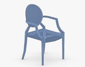 3D asset 0537 - Chair
