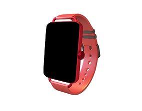 3D model Watch v4 009