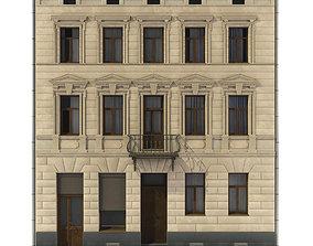 Facade Lv house 3D model