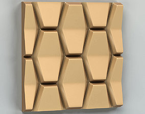 3D Wall panel 012