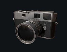3D asset Digital Camera
