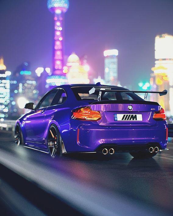 BMW M2 raze