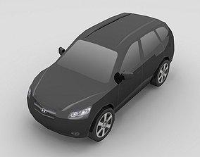 Hyundai Santa Fe 3D model