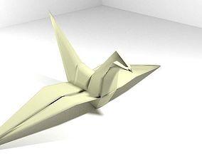 Origami - Bird 3D