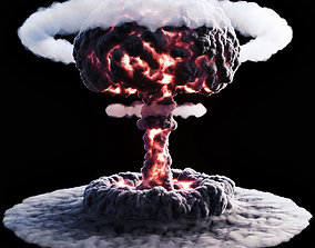 Nuclear Explosion 2 3D
