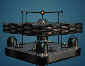 3D model Sci-Fi Structure I