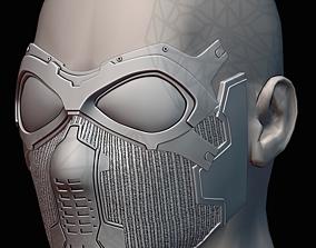 Winter Soldier Mask 3D print model