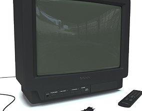 Sony Trinitron KV-13TR28 1995 3D