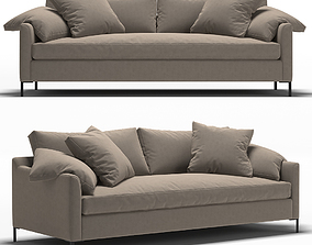 Cisco Brothers Radley Modern Sofa 3D model