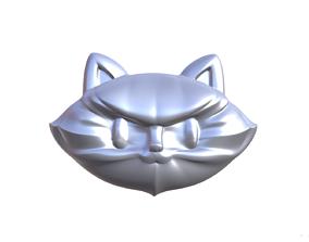 Cat Head 3D print model