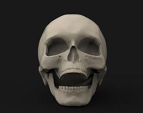 3D print model Skull 1