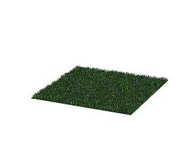 3D outdoor lawn lawn grass landscape