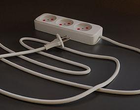 mutiple socket 3D model