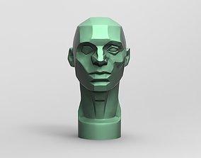3D model Planes of the Head - John Asaro