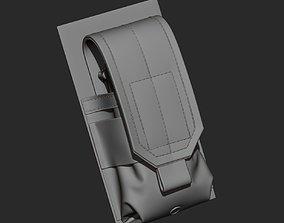 3D model Tactical Pouches