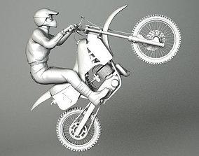 MOTOCROSS 3D motor