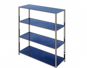 Plain Rack Shelf 3D