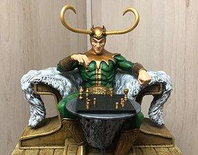3D print model Fan Art - Loki