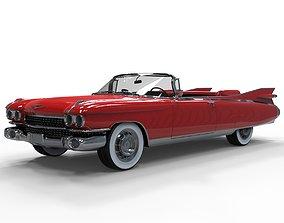 3D Cadillac El Dorado 1959