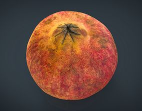 Pomegranate 3D model VR / AR ready