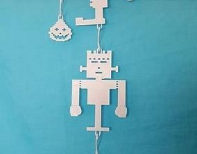 3D printable model Spooky MOMOs