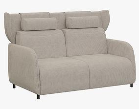 3D Ditre Italia Duffle sofa