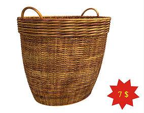 3D model Storage basket