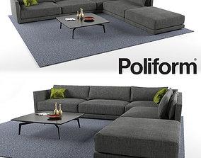 3D Sofa Birstol