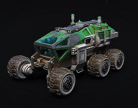 3D model Vehicle Mars Rover 8K TEXTURES