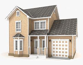 3D Cottage 72