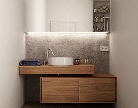 Bathroom 22 3D model