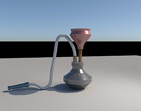 furniture Hookah 3d model