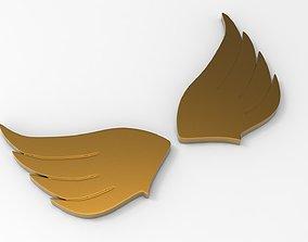 art Wing Set 3D print model
